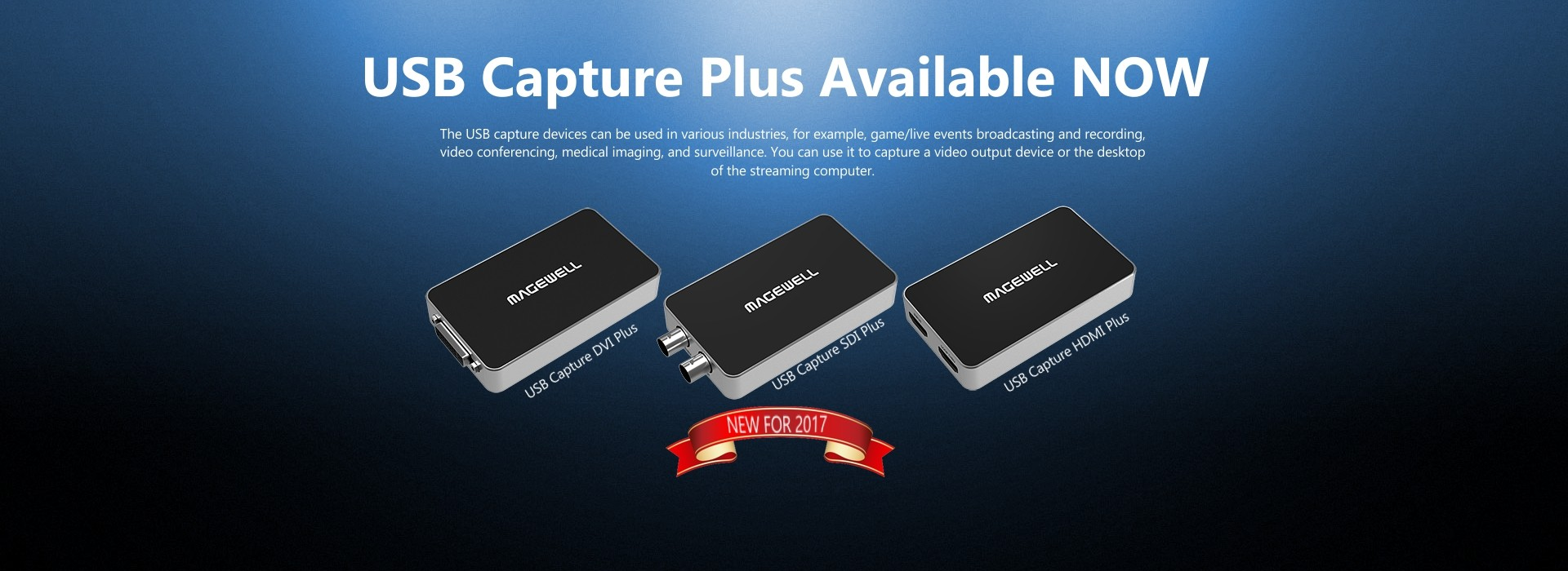 Easy to use, these USB capture devices should be what your looking for